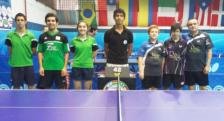 Federación Paraguaya de Tenis de Mesa